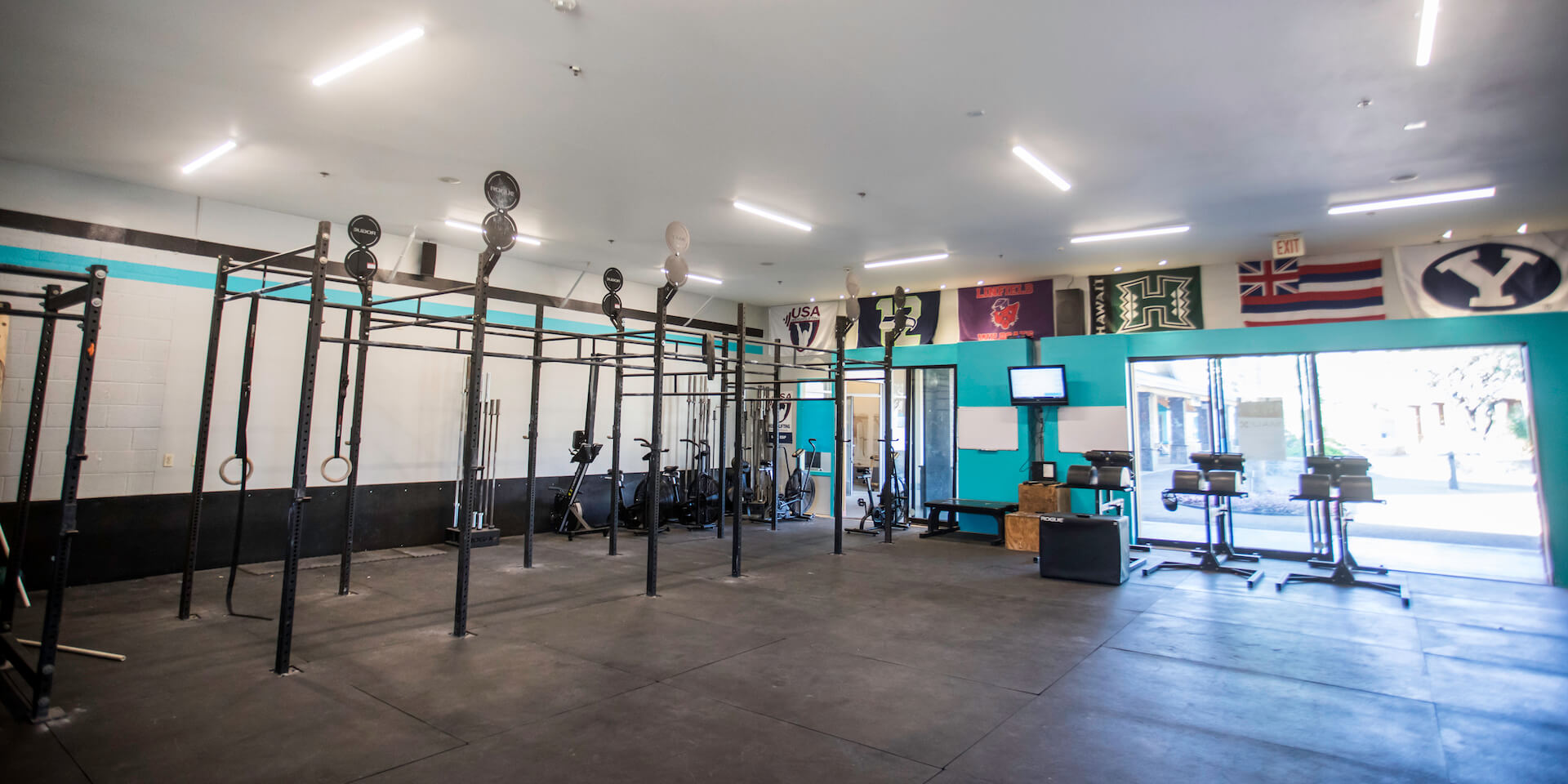 CrossFit Maui Facilities