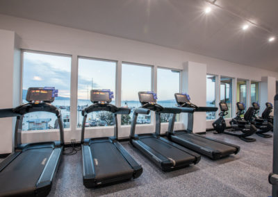 Club Maui cardio equipment