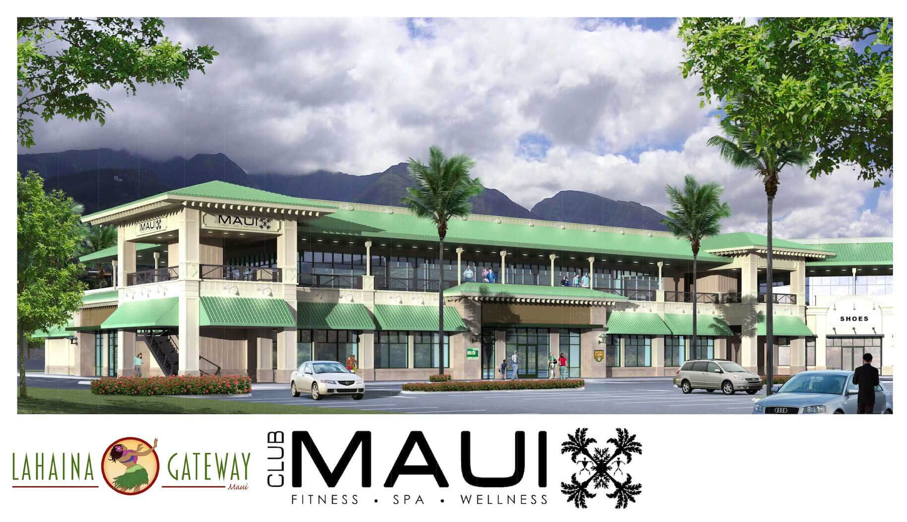 Club Maui Lahaina Gateway Location - Now Open!