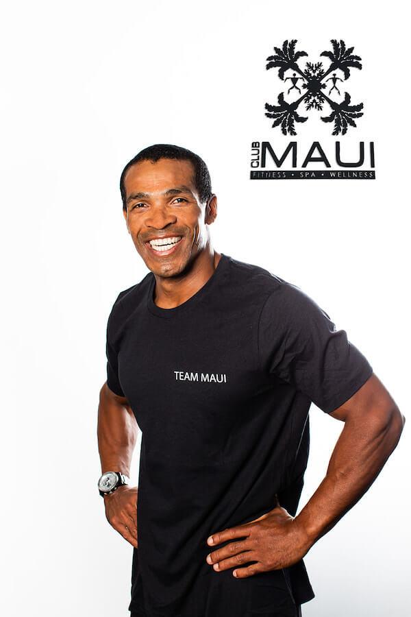 Rhavie — Personal Trainer at The Club Maui