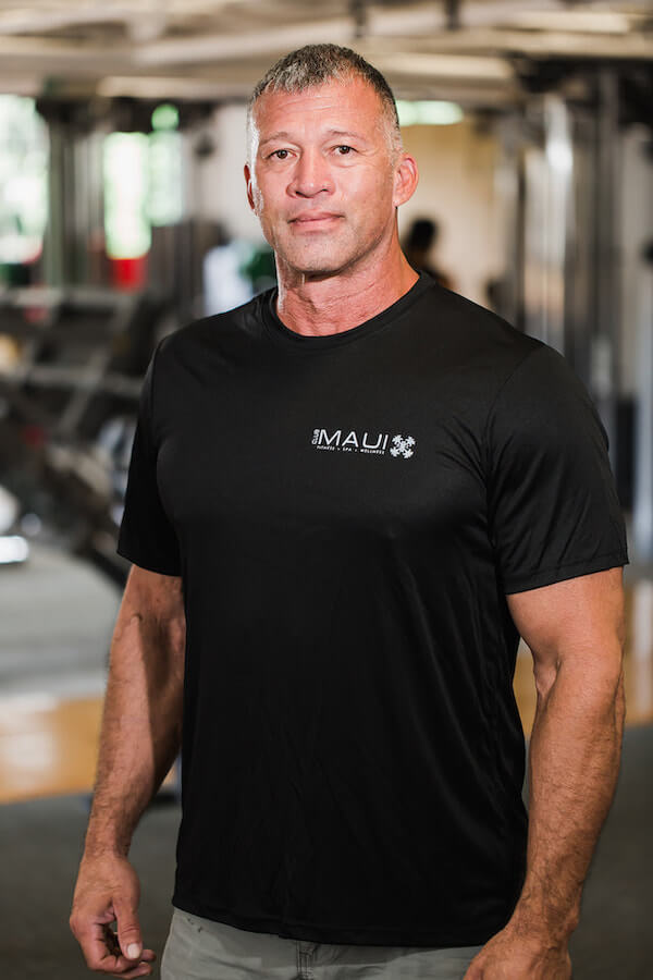 Dave — Personal Trainer at The Club Maui