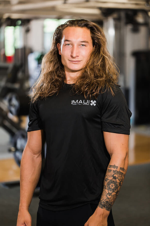 Tristan — Personal Trainer at The Club Maui
