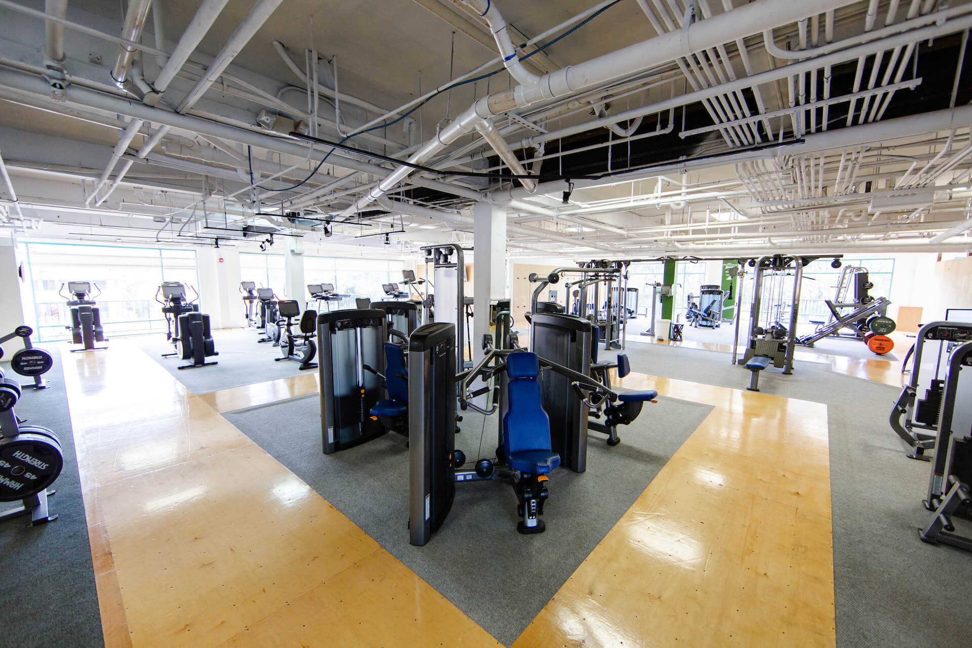 Club Maui Kahana Cardio & Weight Room