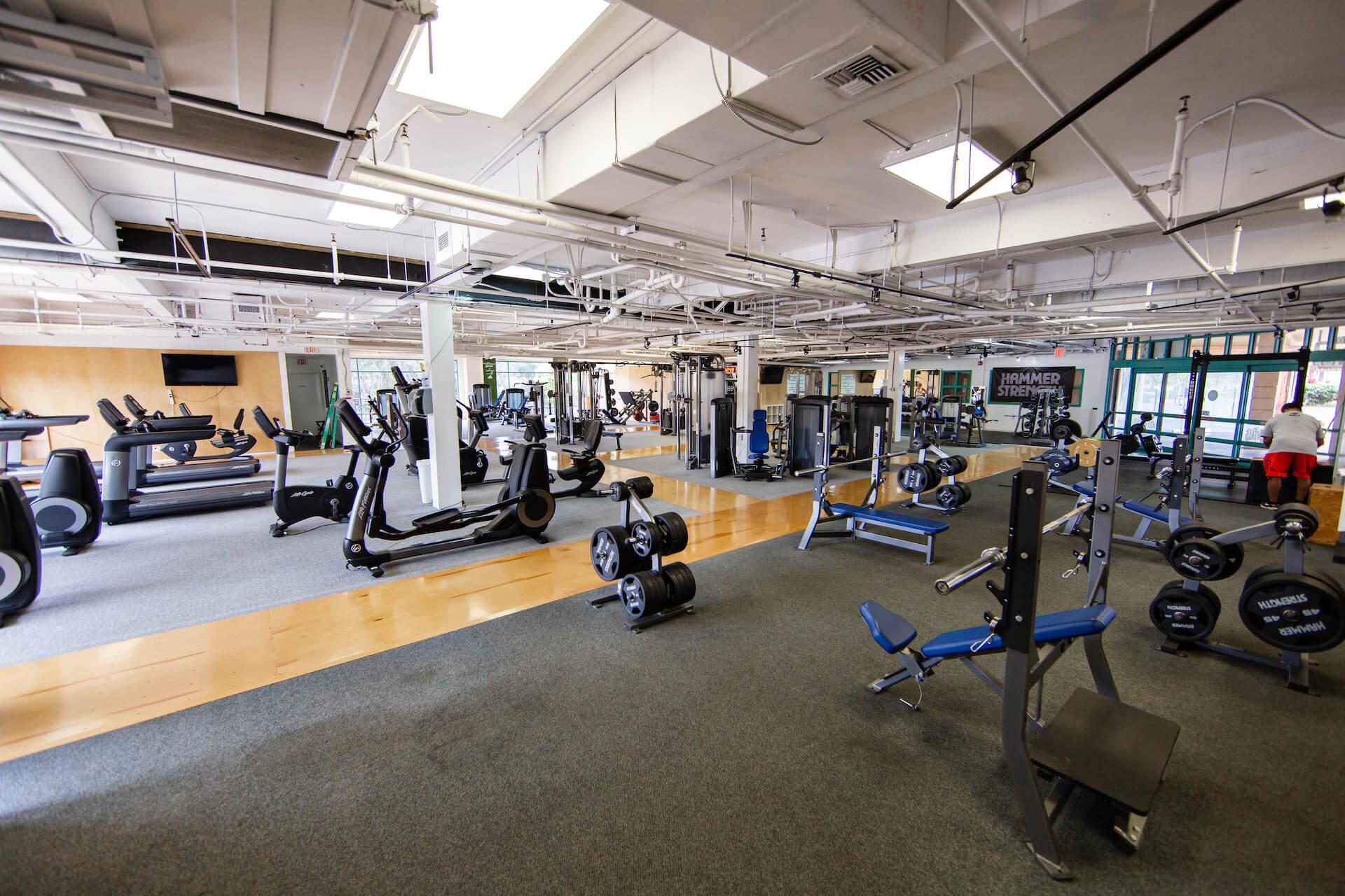 Club Maui Kahana Cardio & Weight Room