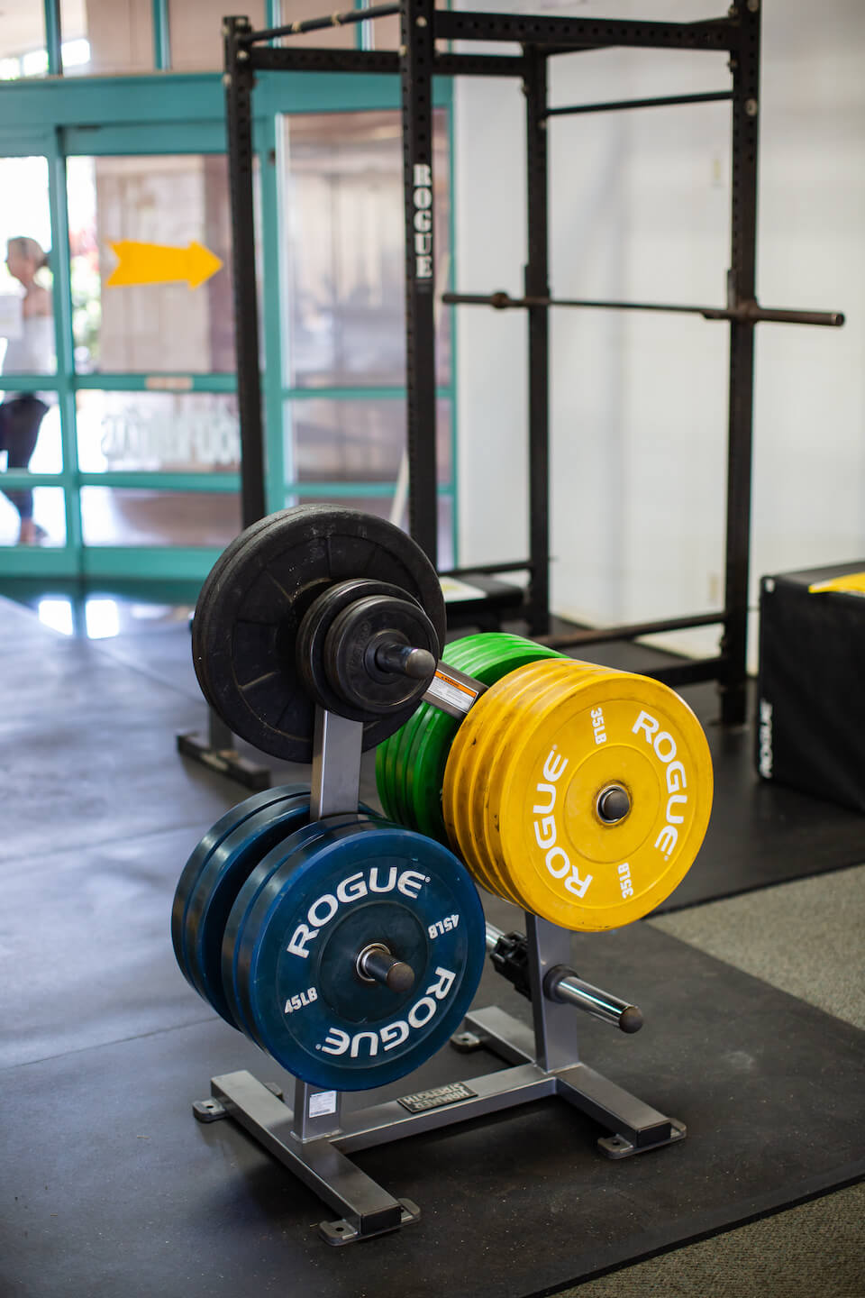 Club Maui Kahana Weights