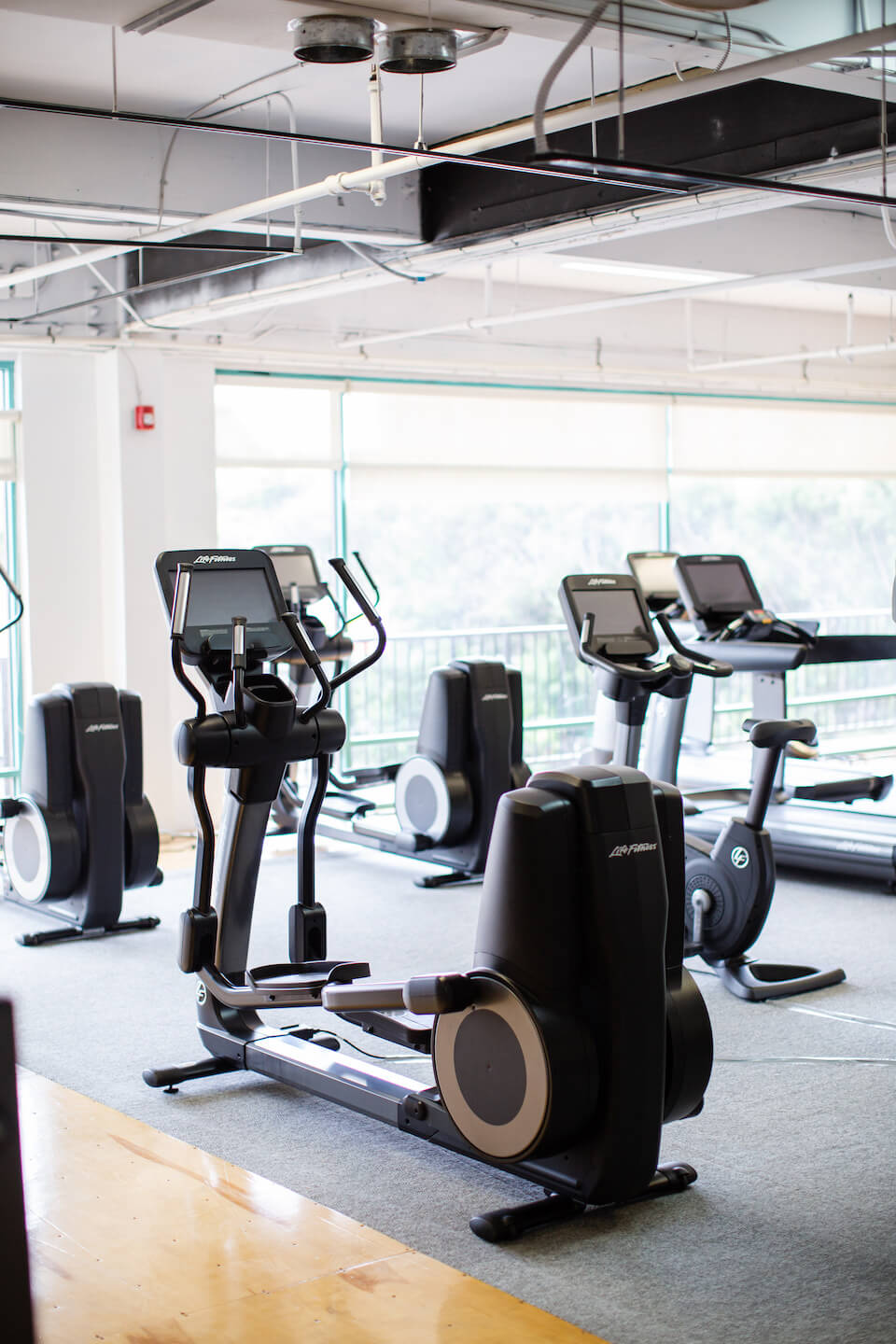 Club Maui Kahana Cardio Equipment