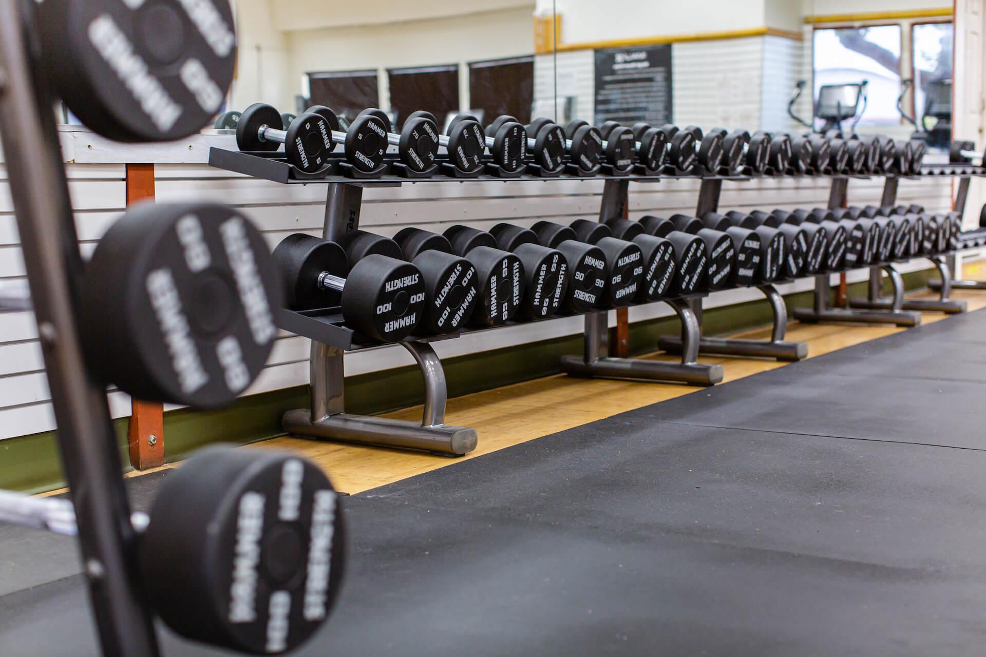 Club Maui Lahaina Free Weights
